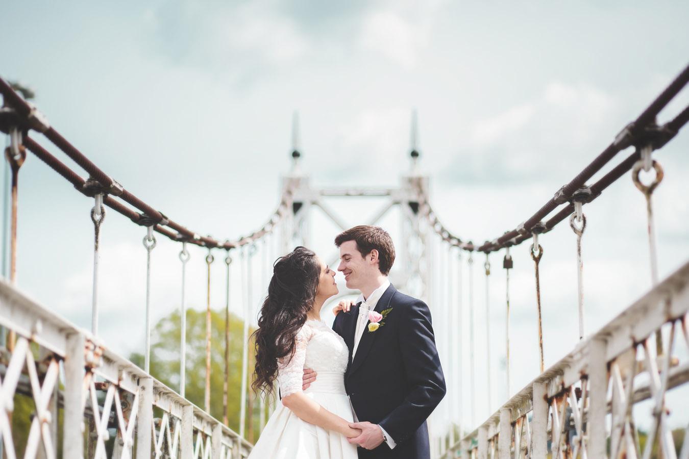 shakey bridge wedding
