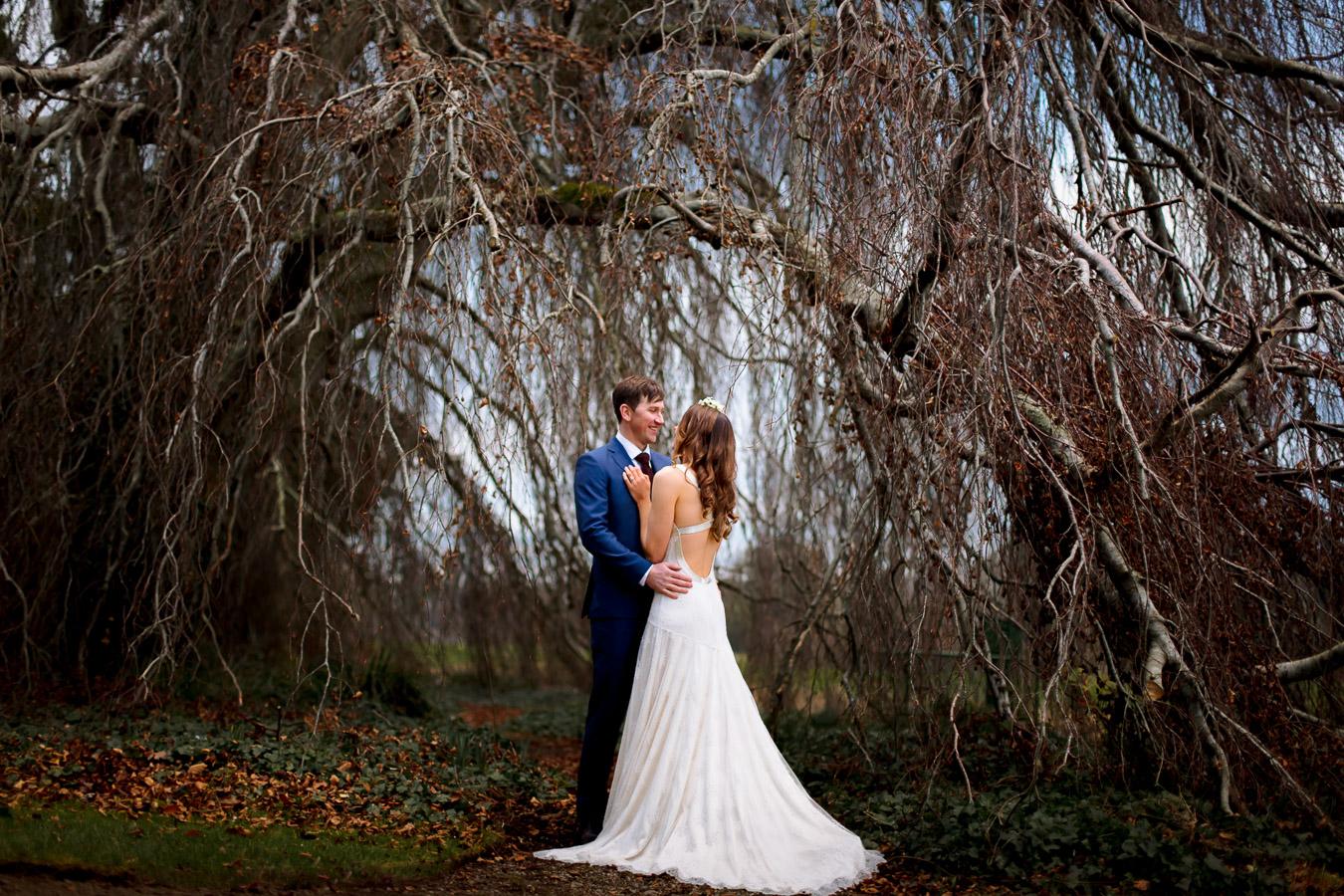 winter wedding adare manor