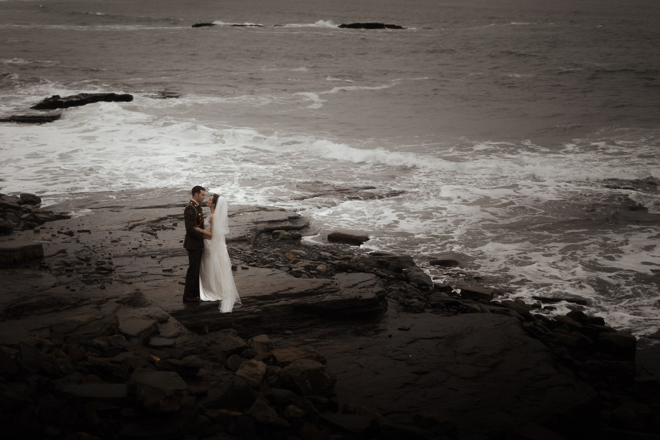 armada spanish point wedding