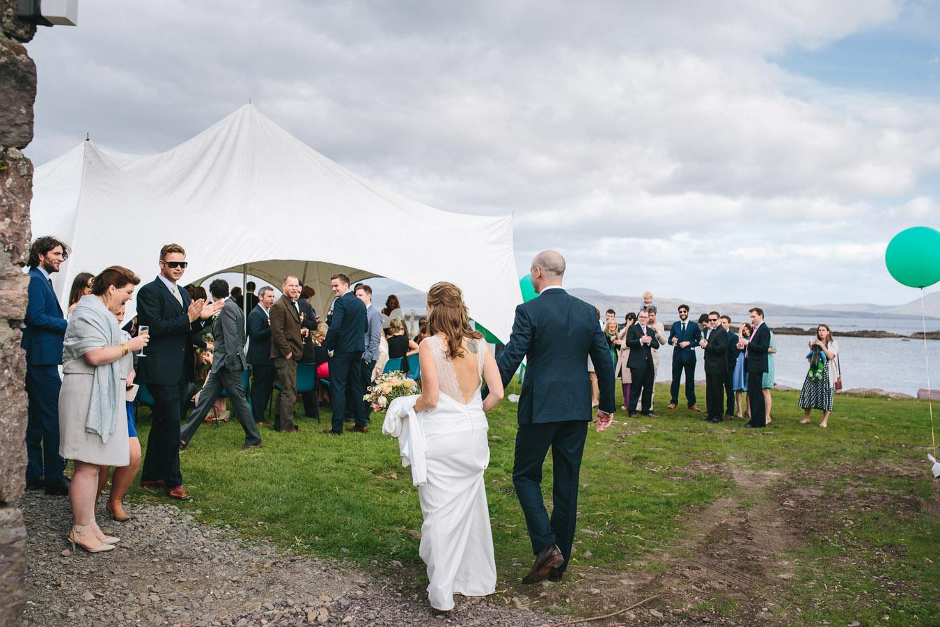 Westcove house wedding