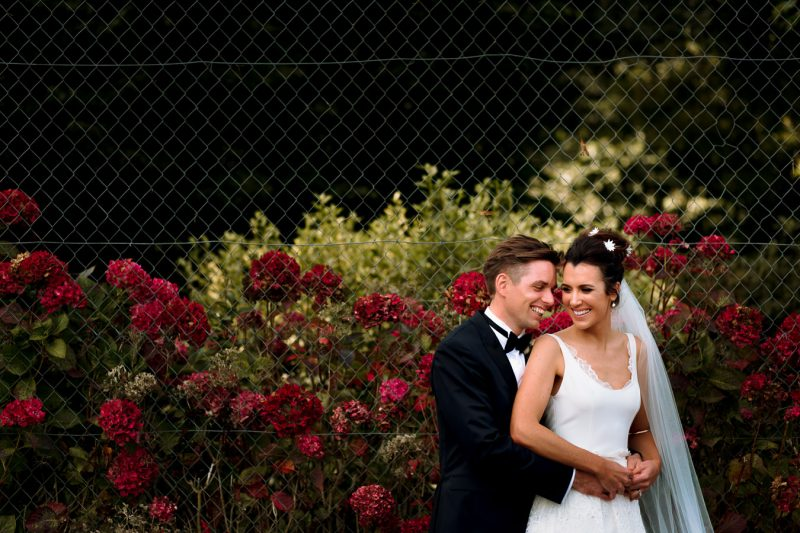 Ballymaloe wedding