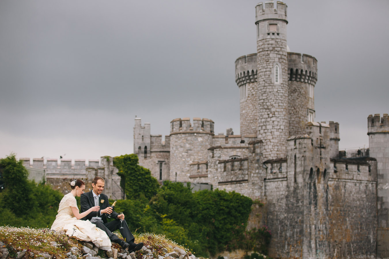 Blackrock Castle wedding