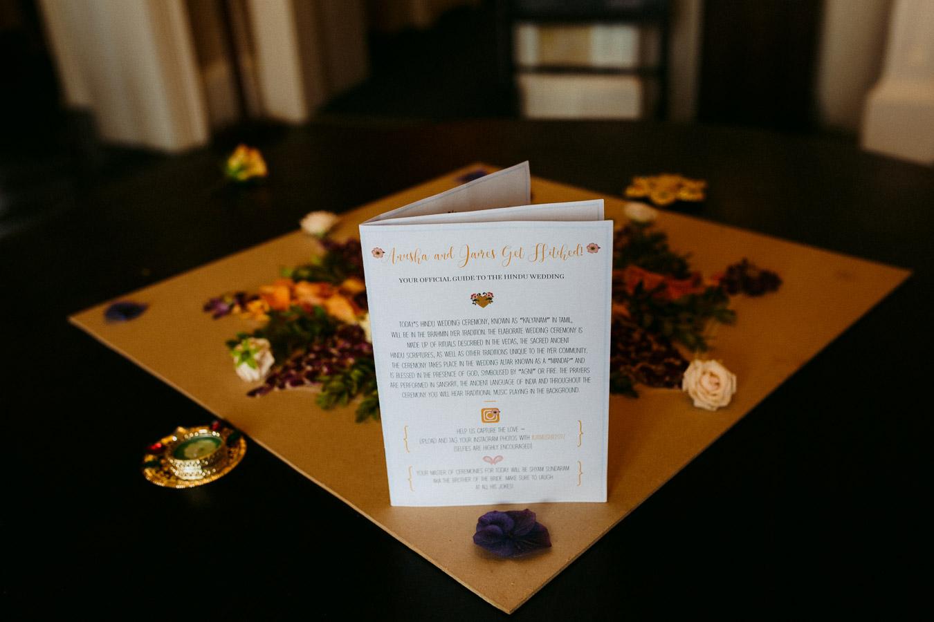 Indian wedding Horetown house