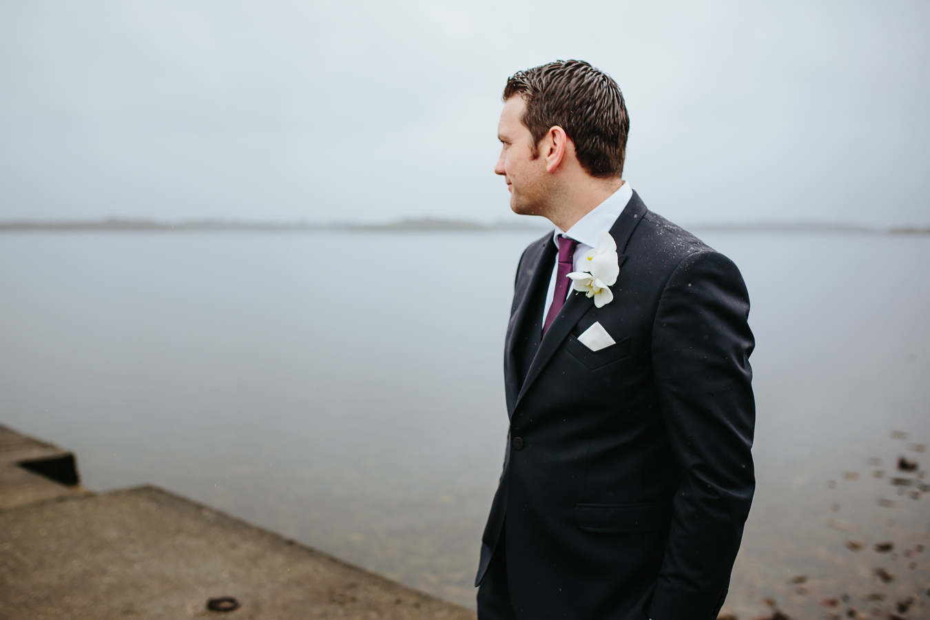 Aghadoe heights hotel wedding by Killarney wedding photographers