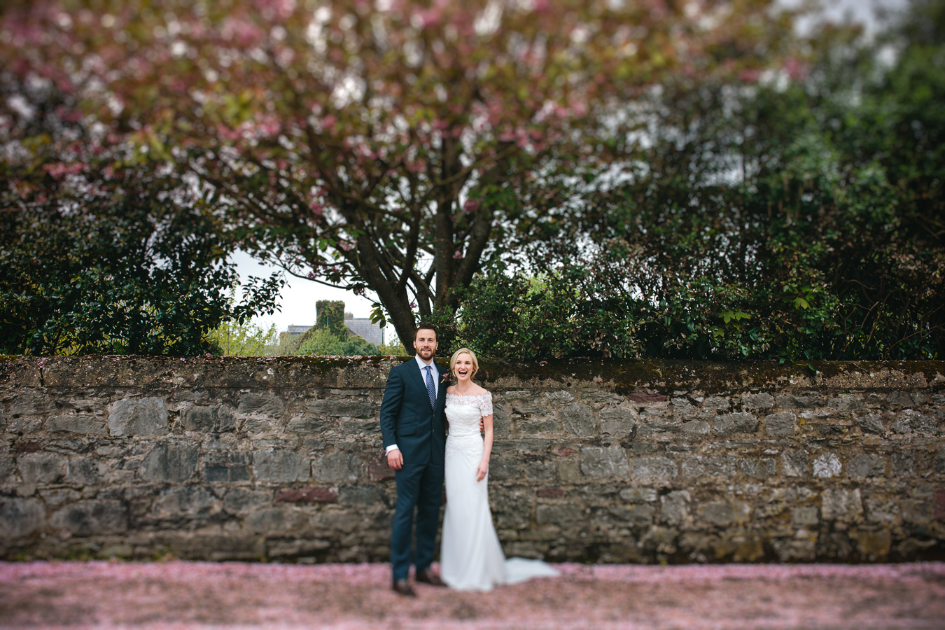 cork wedding photographers honan ucc