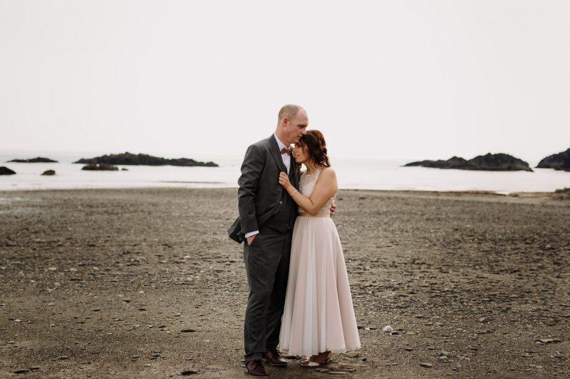 owenahincha beach wedding