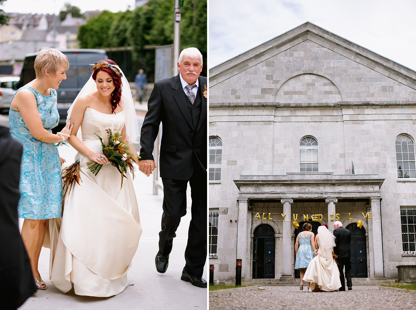 triskel cork wedding