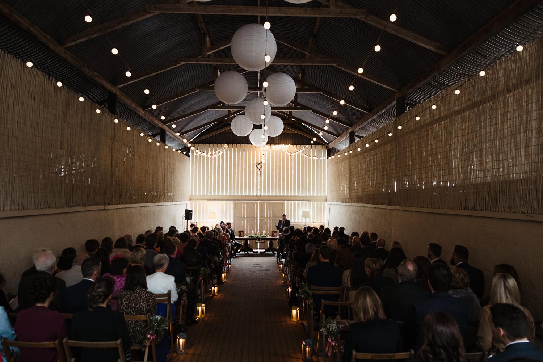 ballyvolane ceremony shed