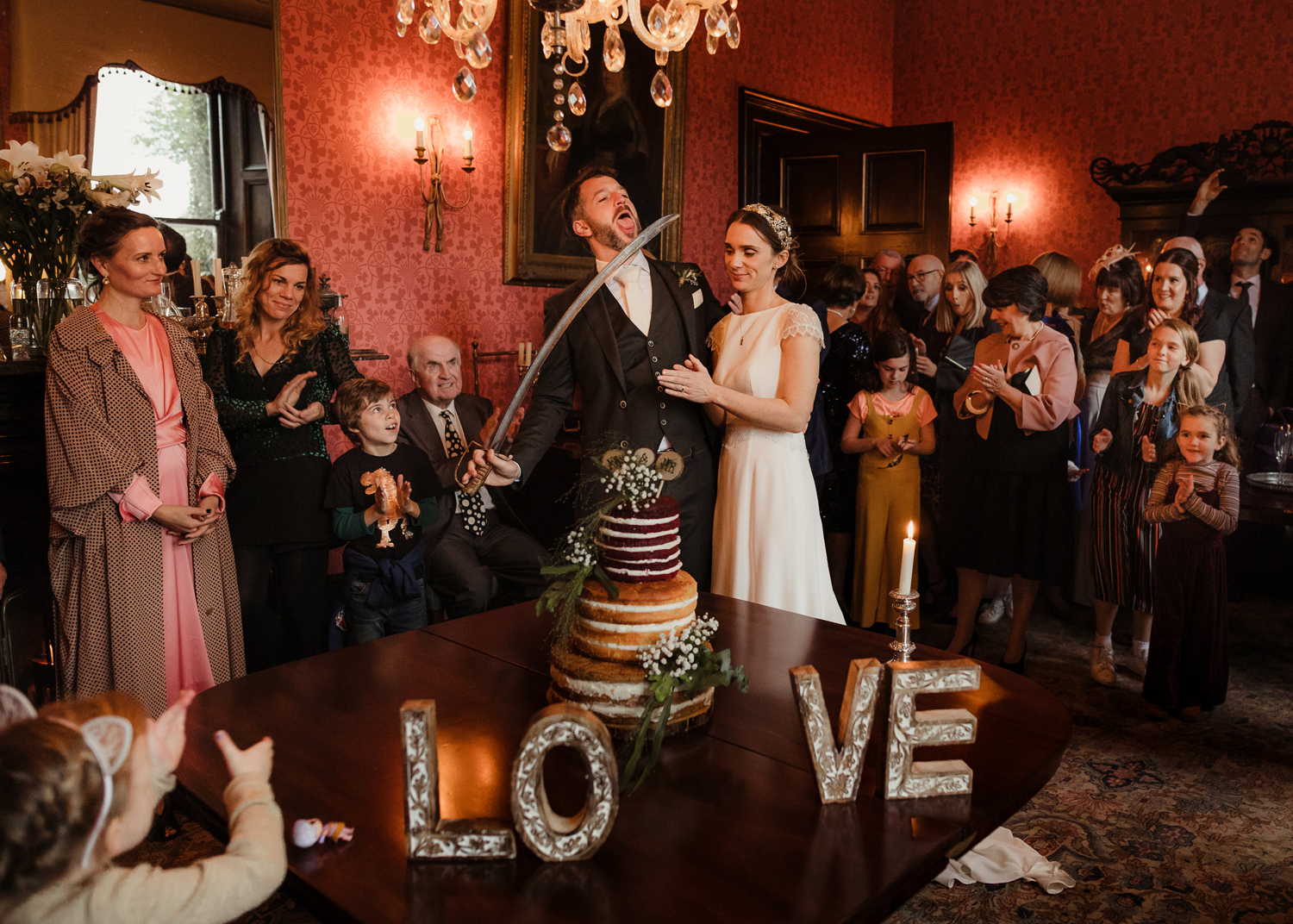 ballyvolane house wedding