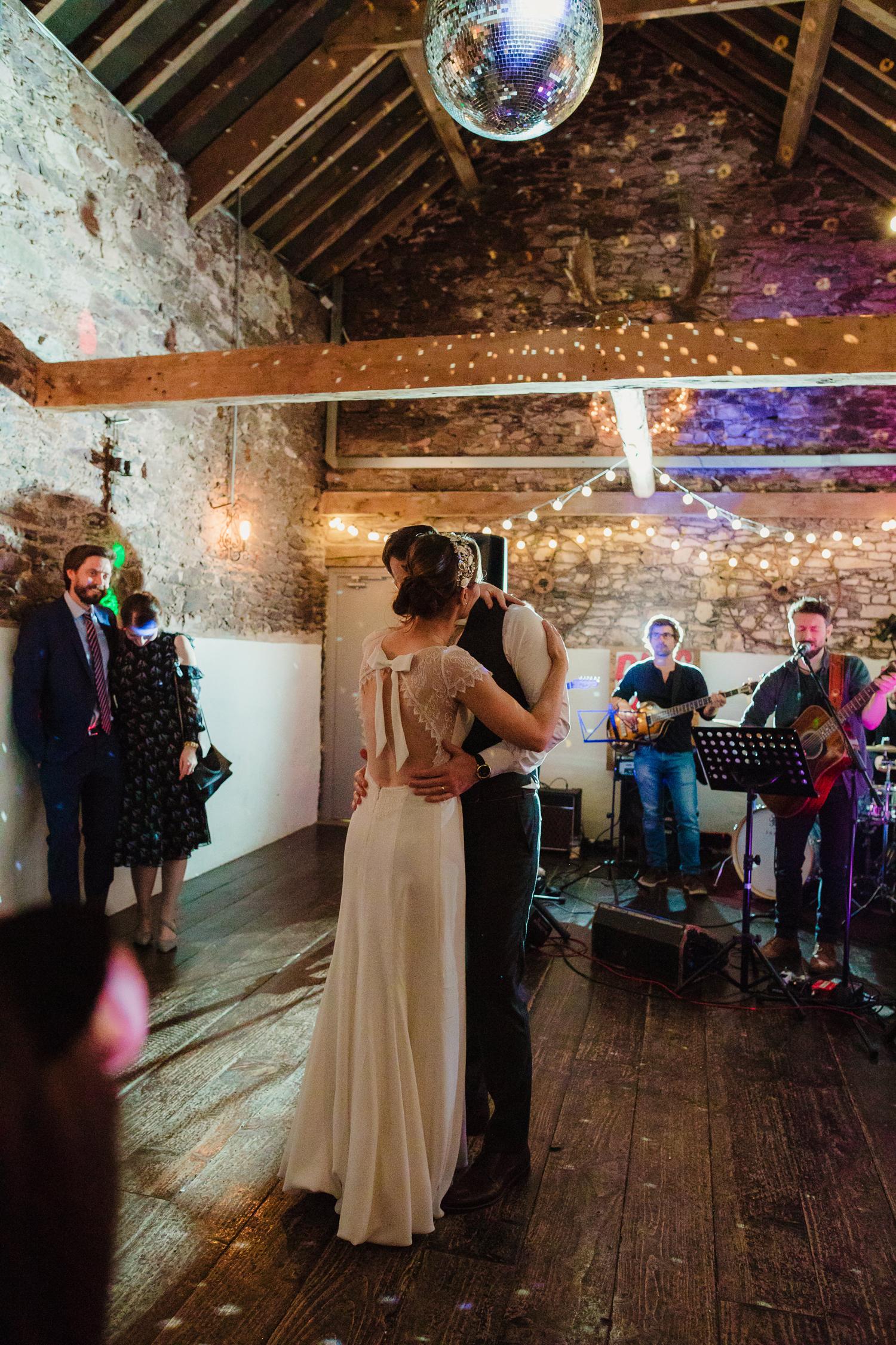 ballyvolane house wedding dancing