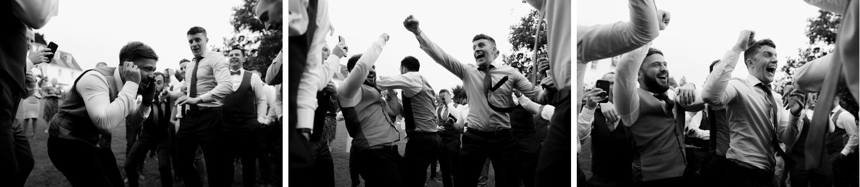 GAA wedding