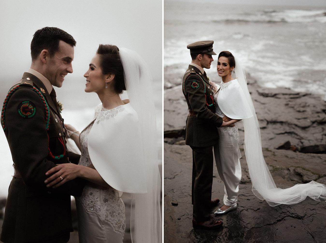 armada spanish point wedding