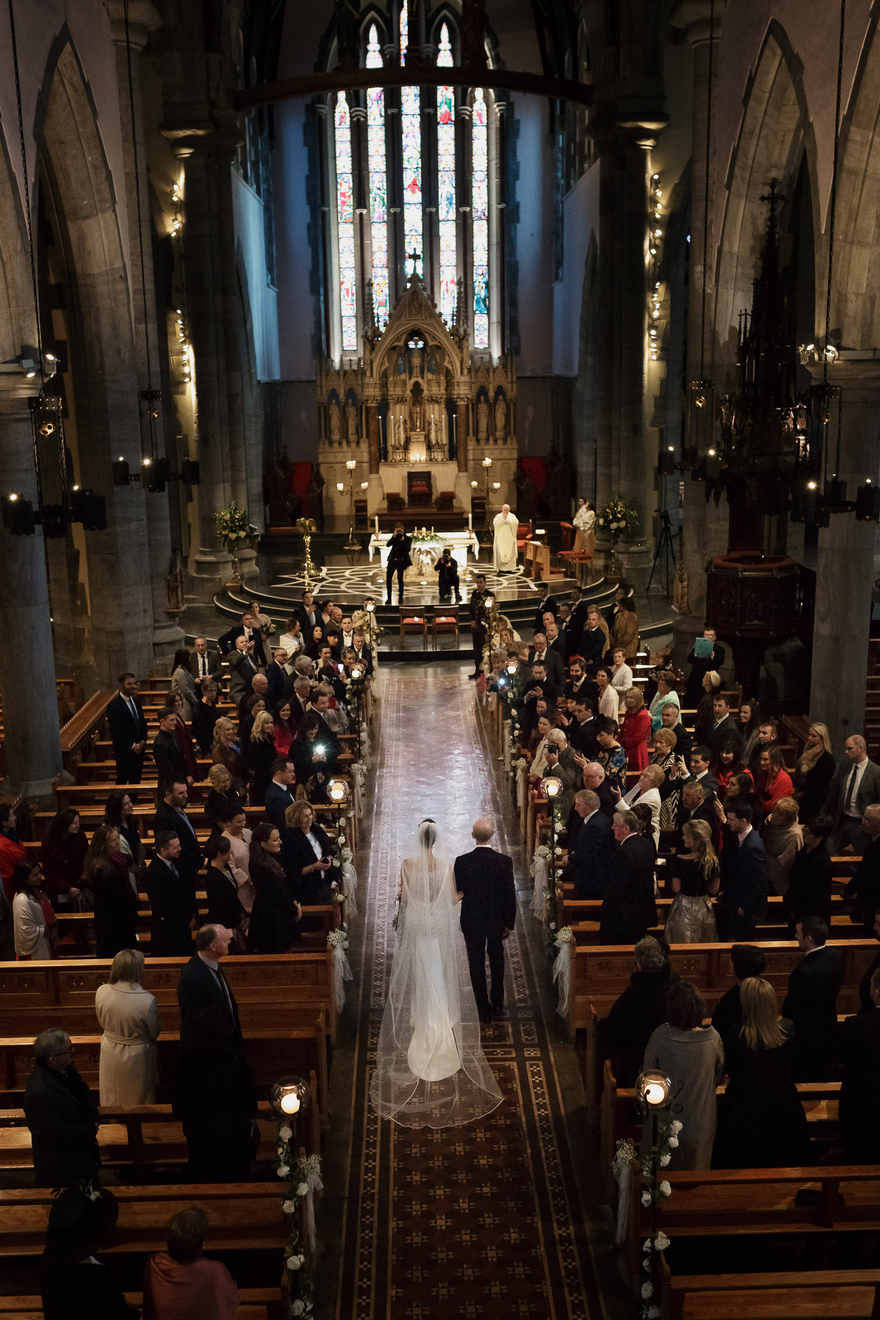st johns cathedral wedding