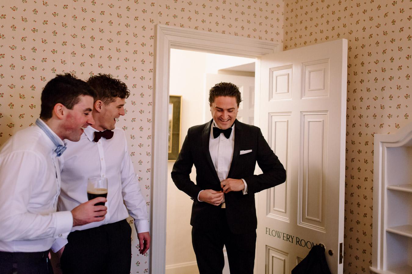 blacktie wedding ireland