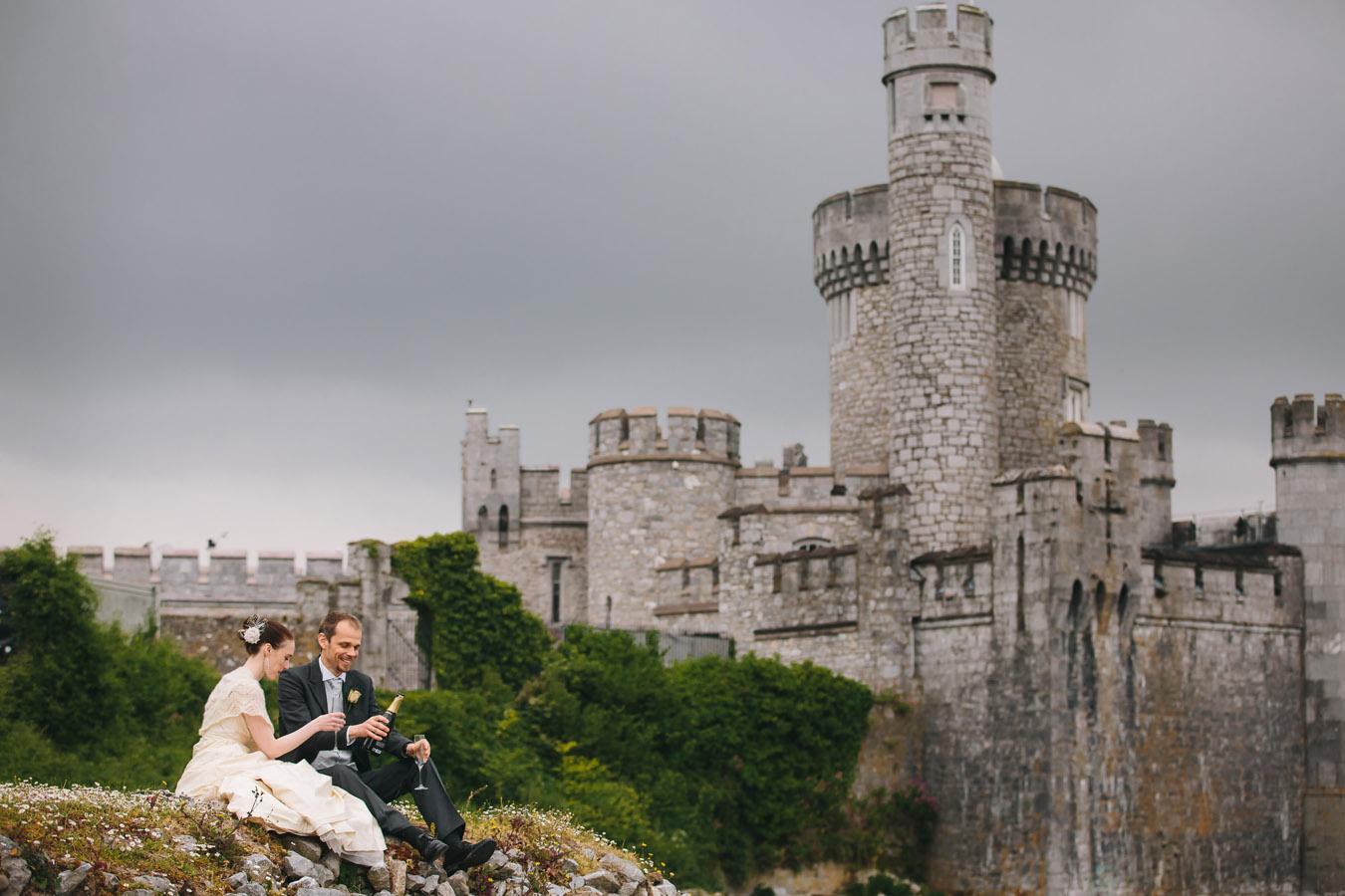 Blackrock Castle wedding