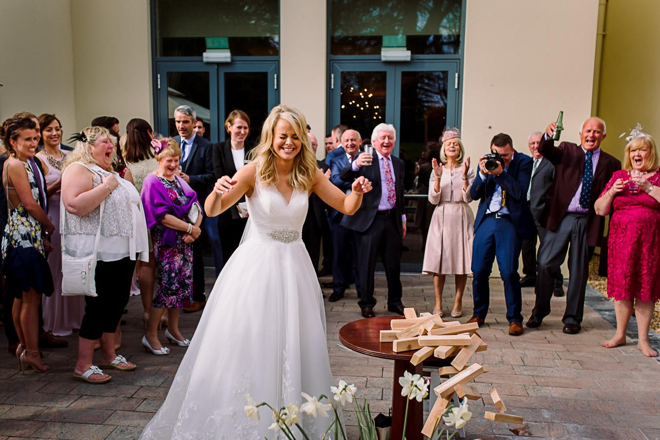 fota island resort wedding