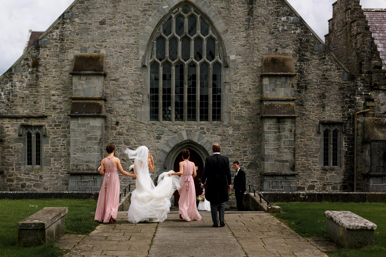 holycross abbey wedding