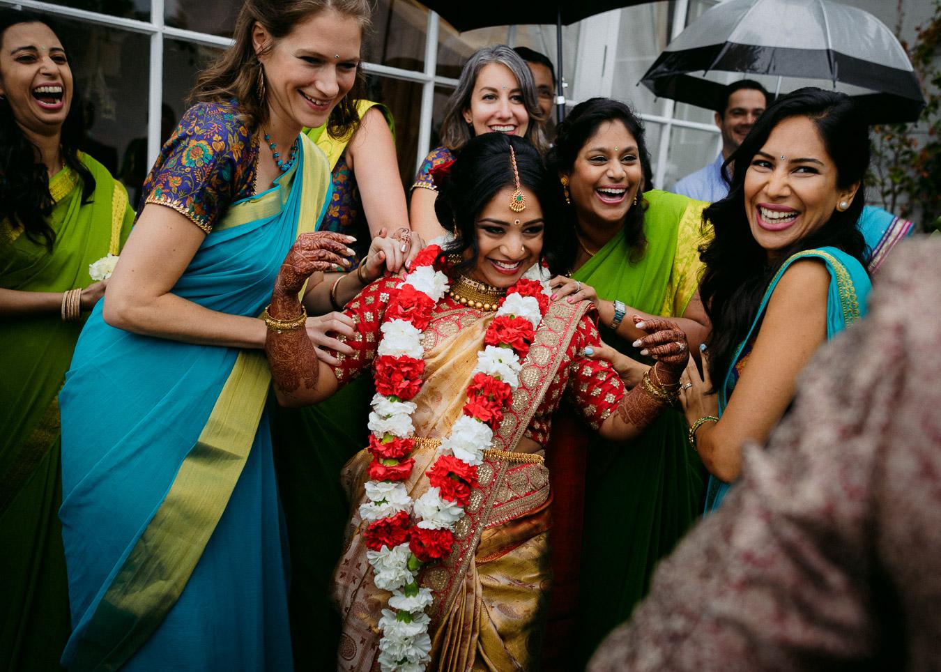 Indian wedding in Ireland
