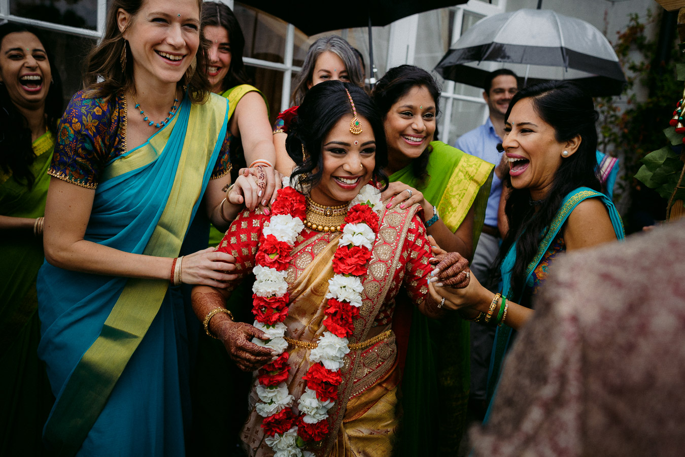 Indian wedding in Ireland
