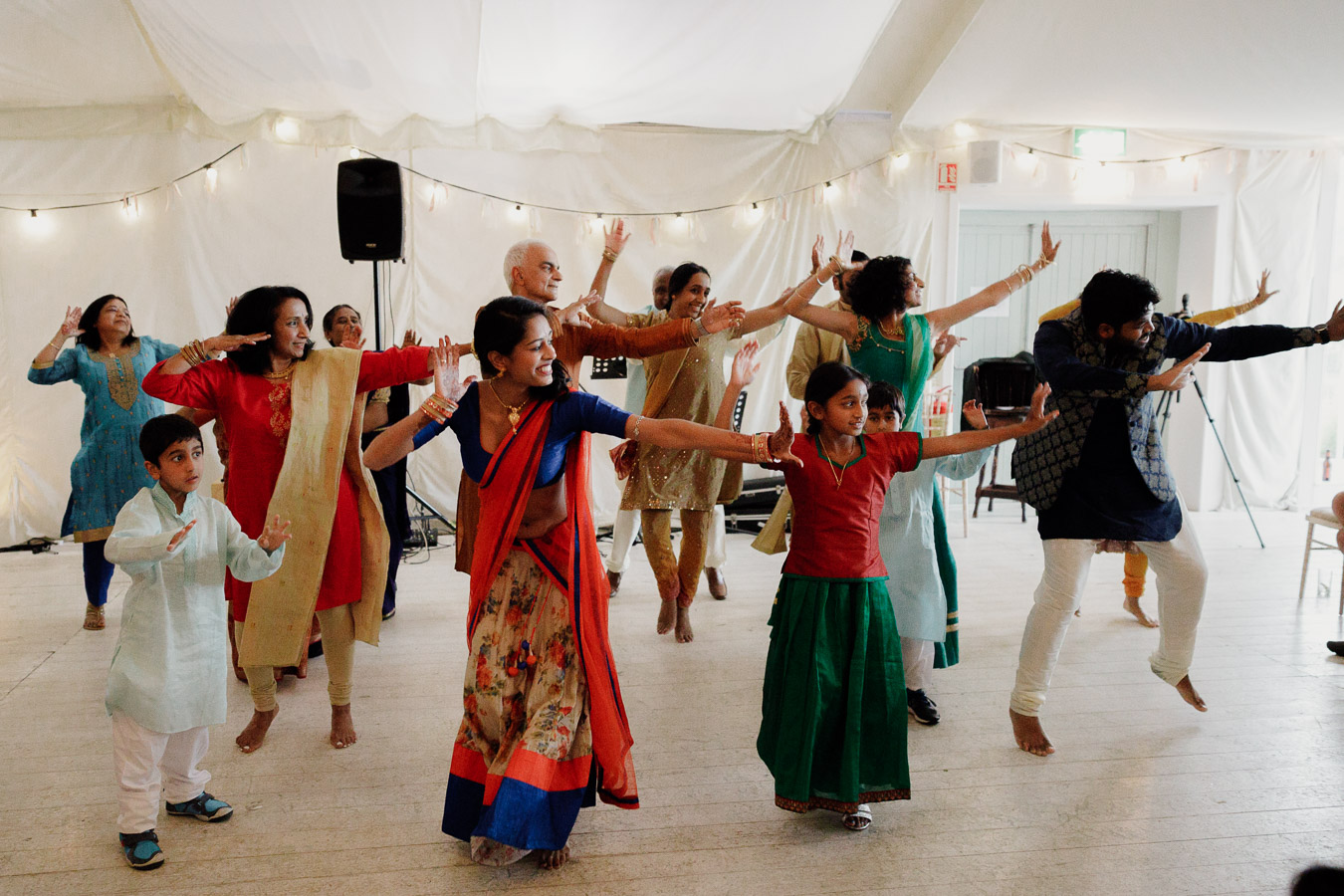 sangeet wedding ireland