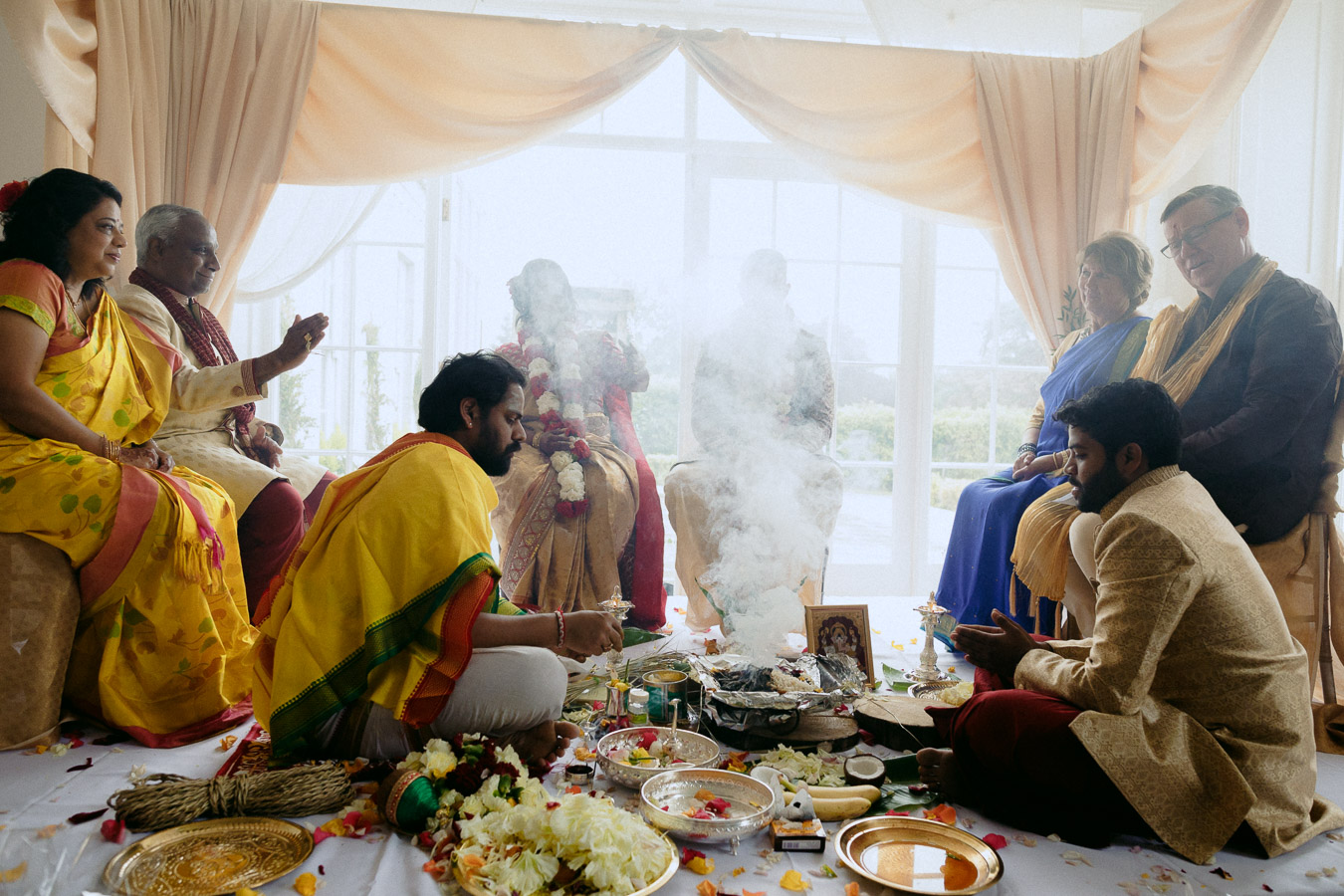 irish indian wedding