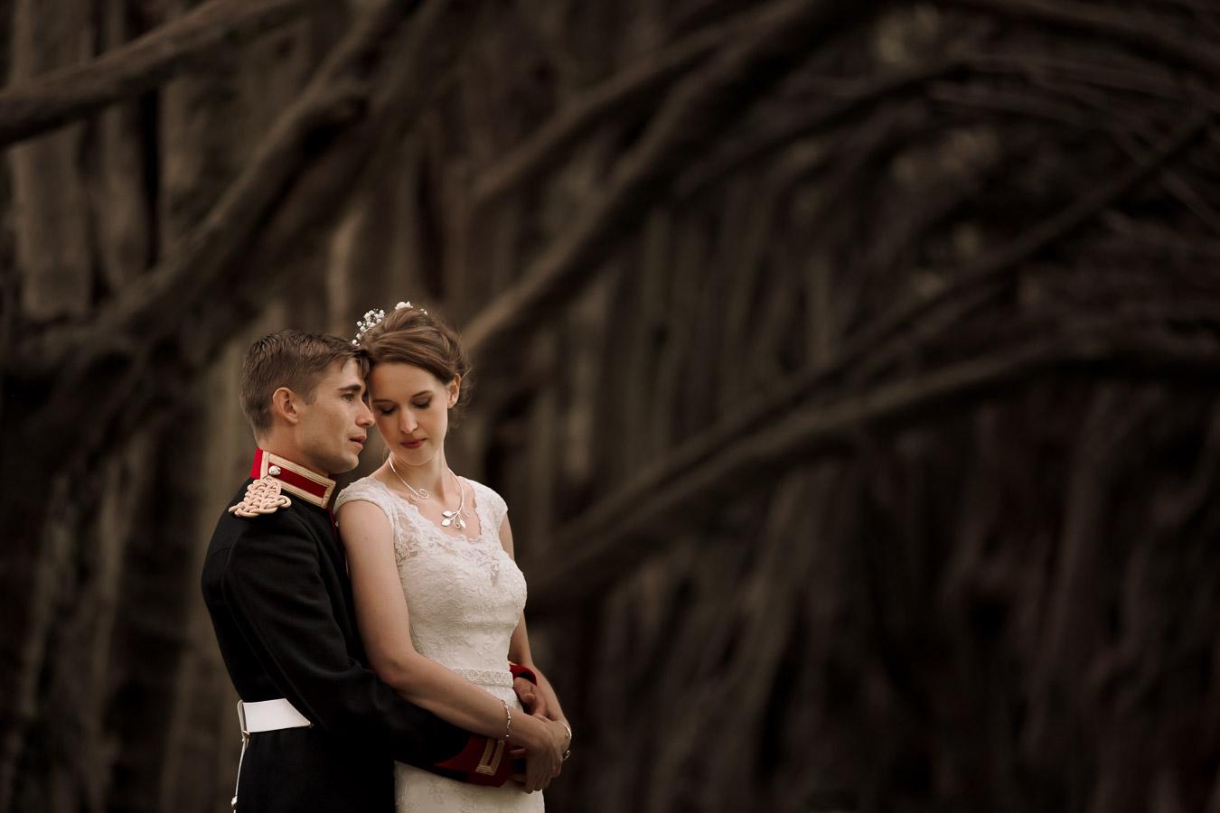 huntington castle wedding