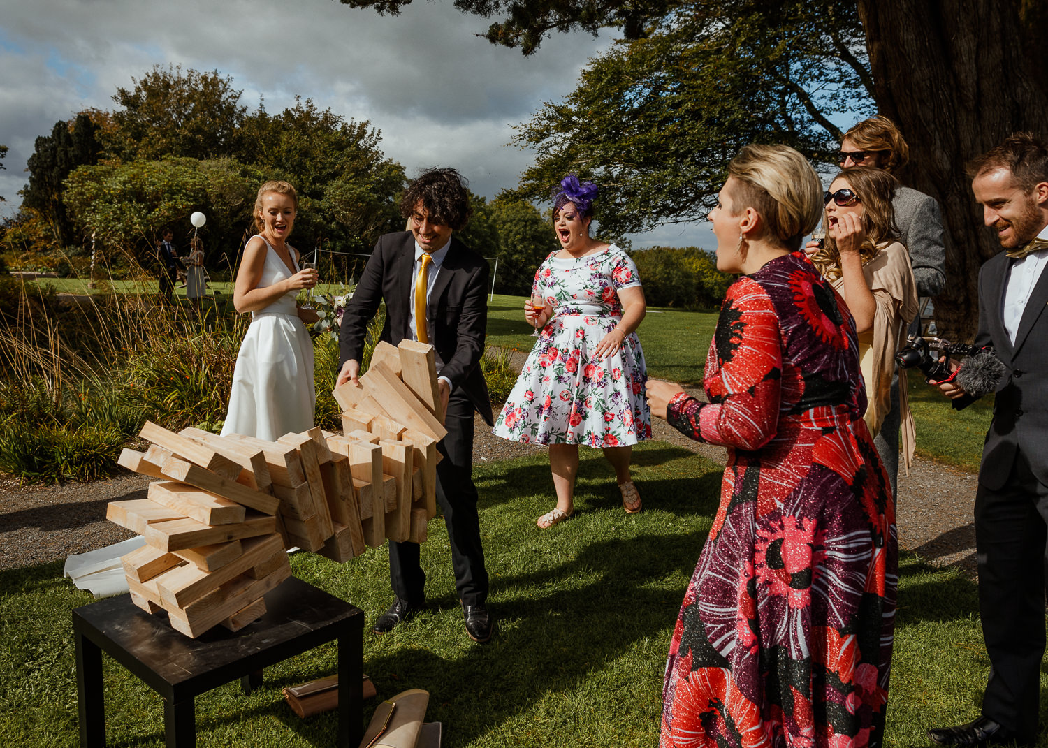 liss ard estate wedding