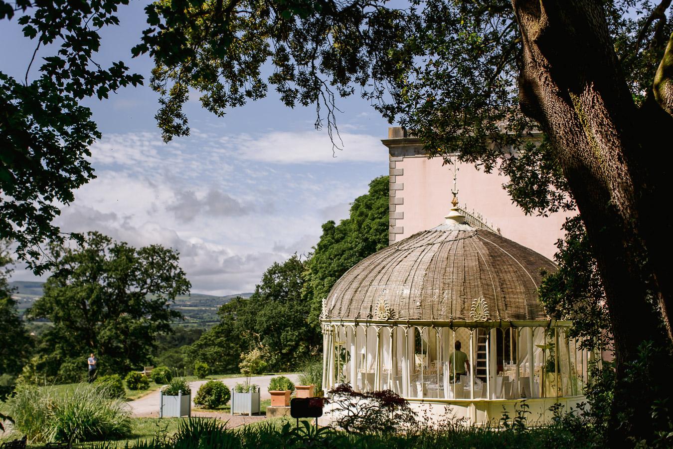 longueville house orangerie