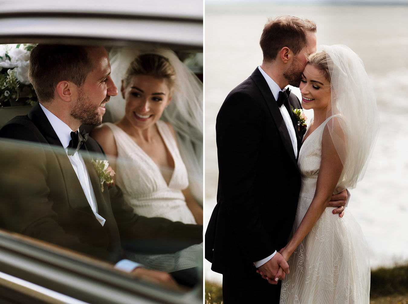 Myrtle ivory wedding dress