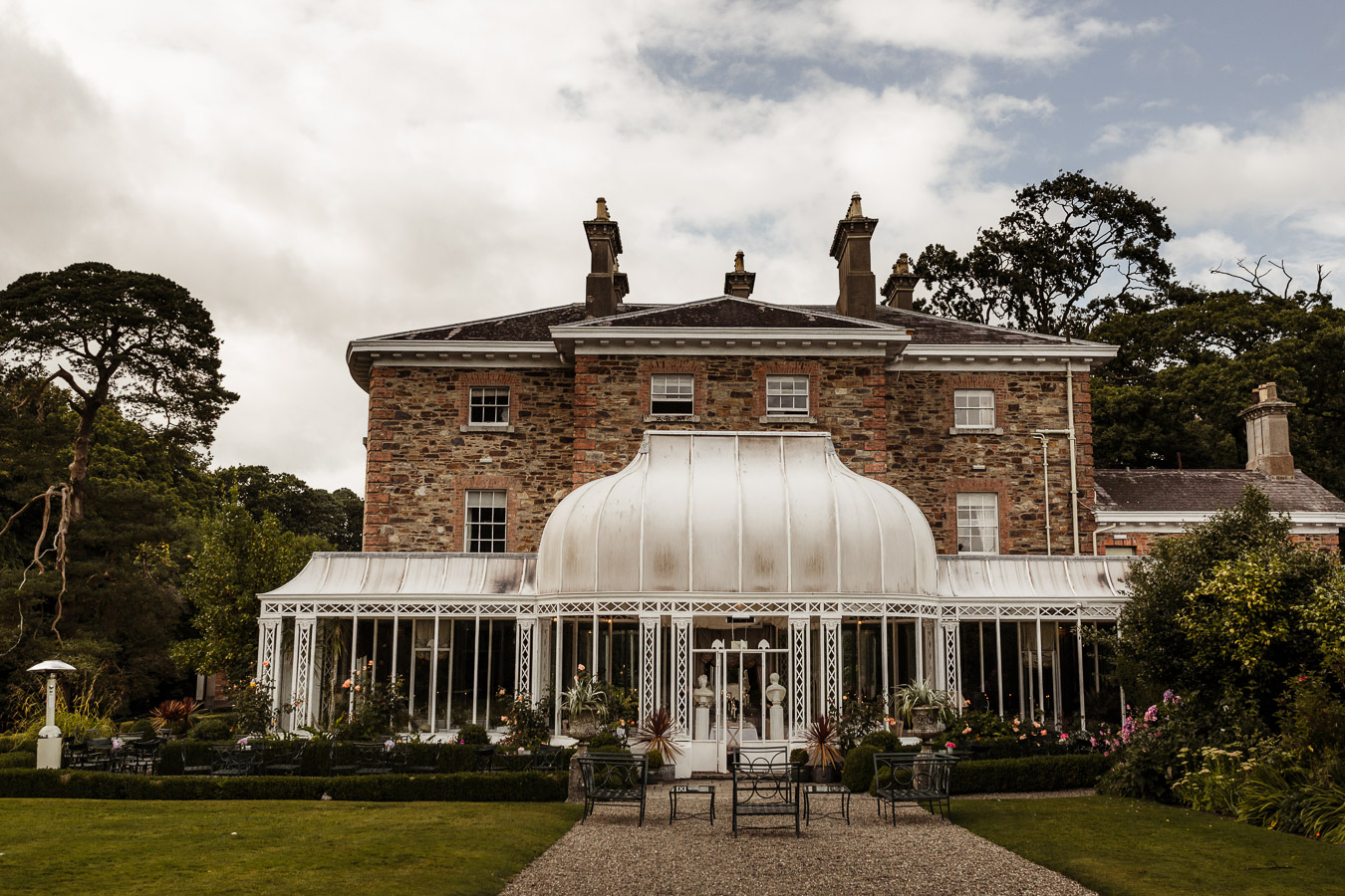 marlfield house conservatory