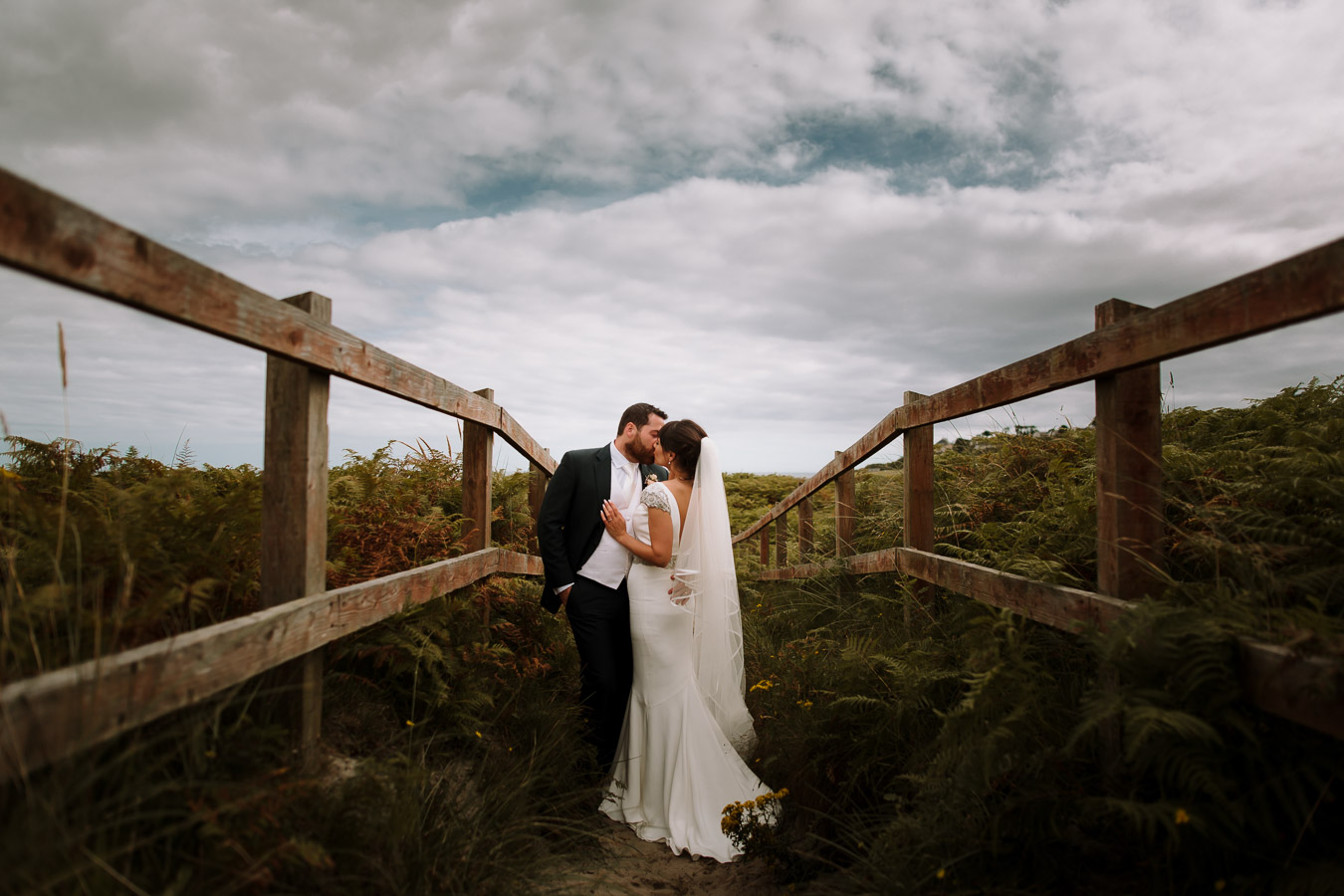 cork beach wedding