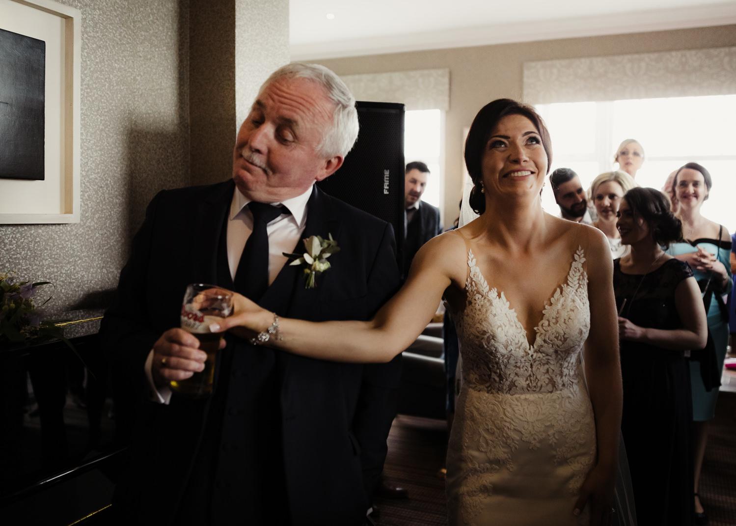 dunmore house hotel wedding