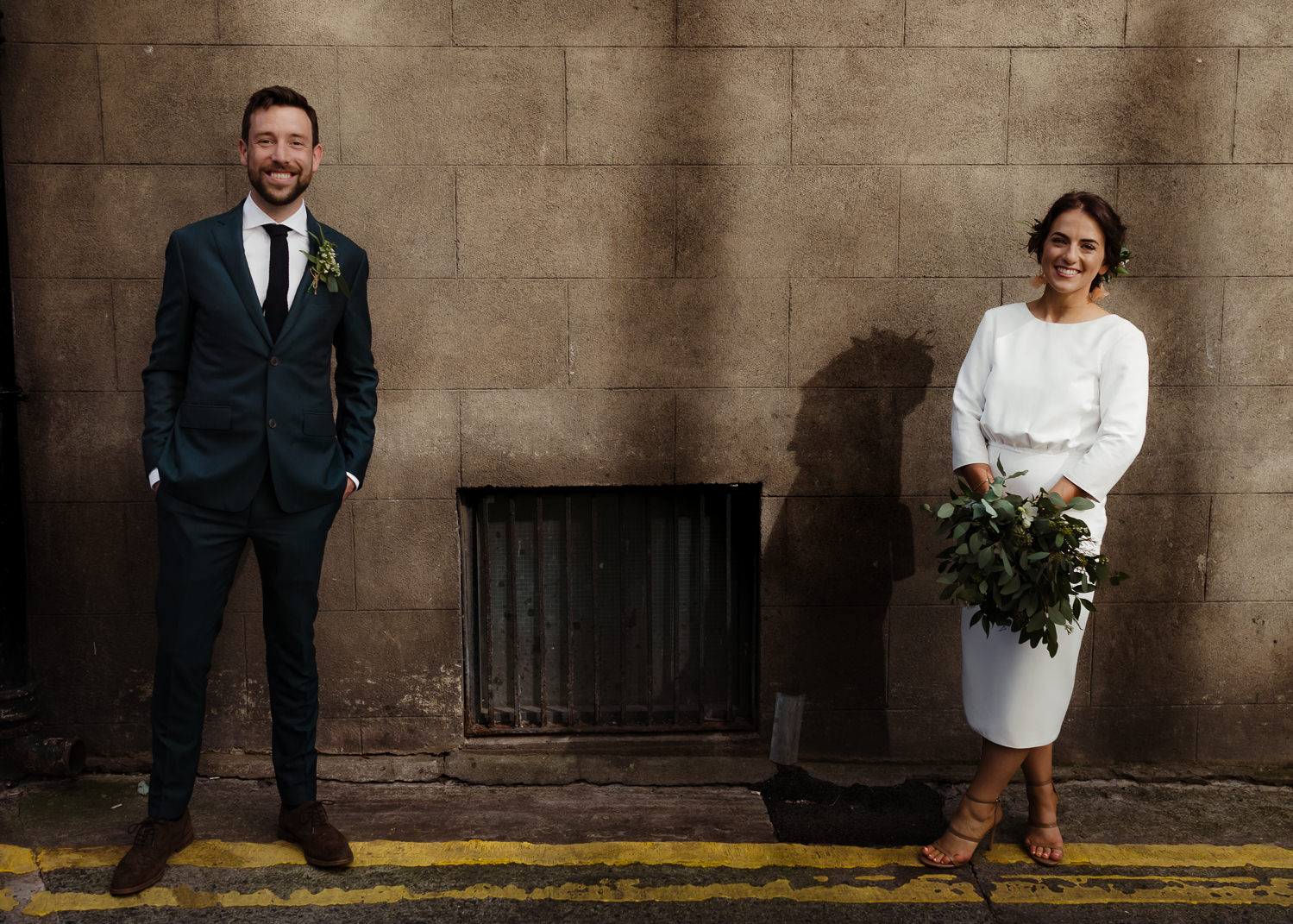 falllon & byrne wedding