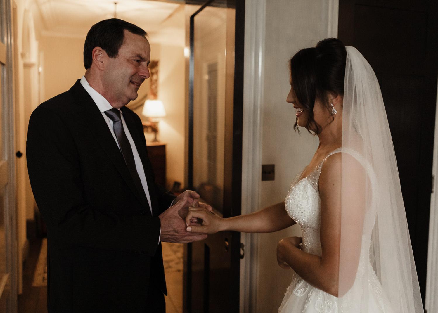 trump doonbeg wedding