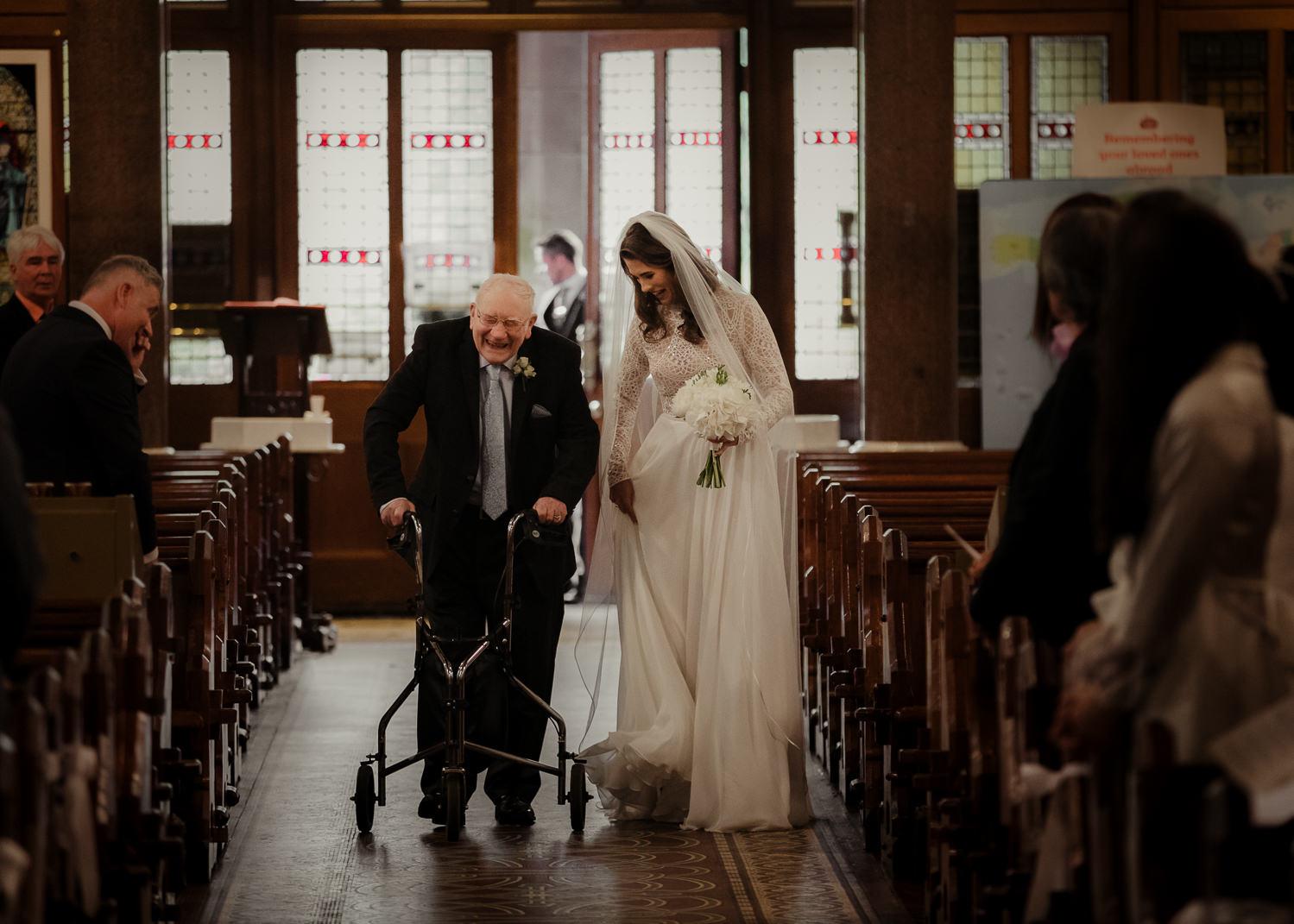 cobh cathedral wedding