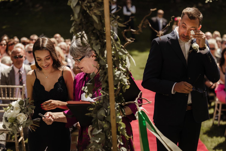 castlemartyr wedding ceremony