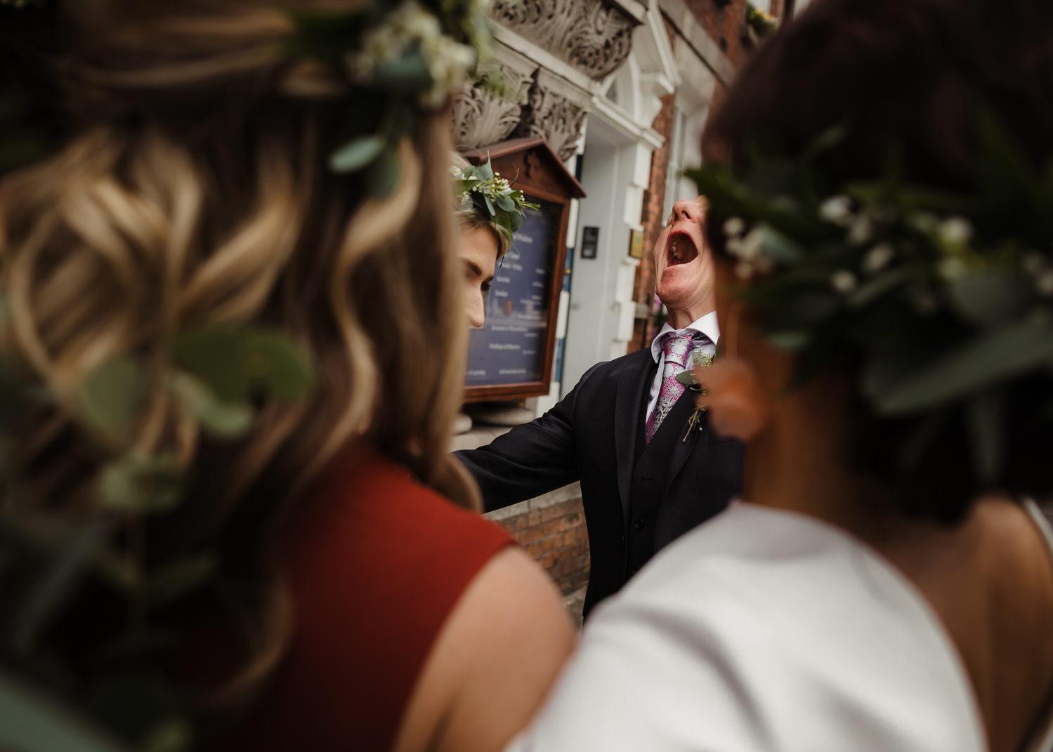 newman church wedding dublin