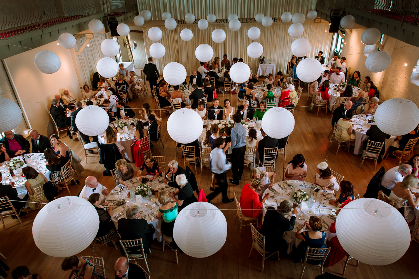 Grainstore Ballymaloe wedding