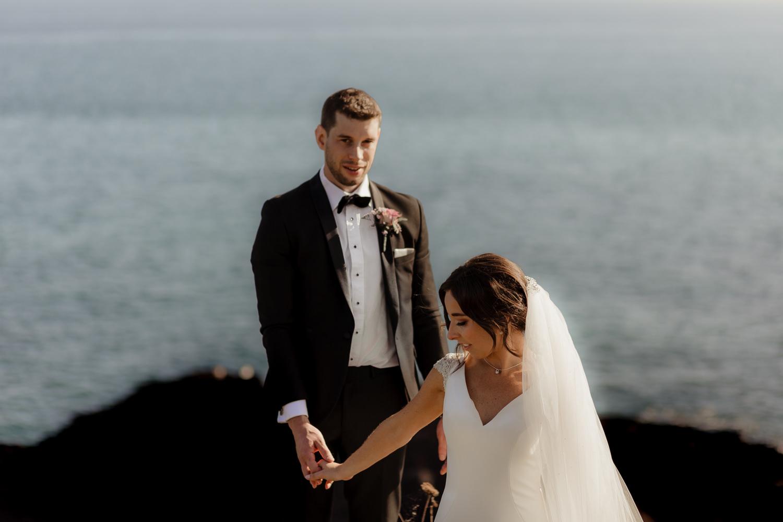 ballycotton wedding