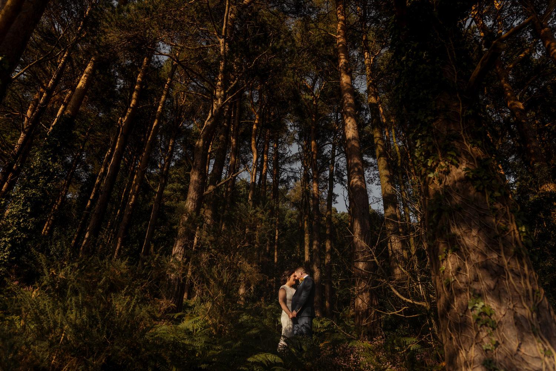 woodland wedding ireland