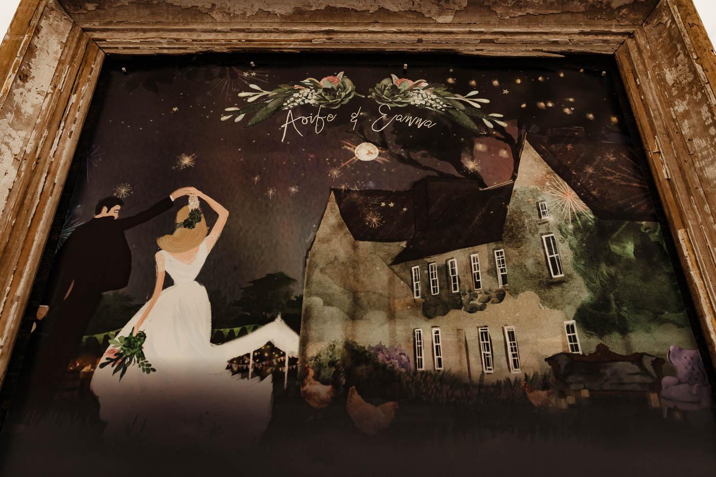 wedding artist ireland