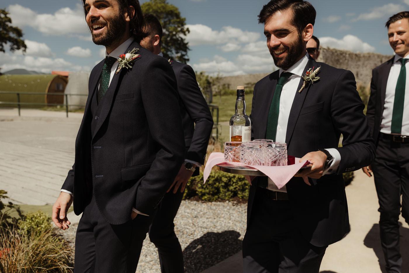 groomsmen style