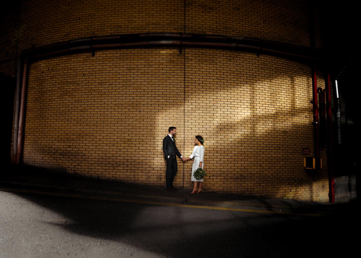 dublin city wedding photographer