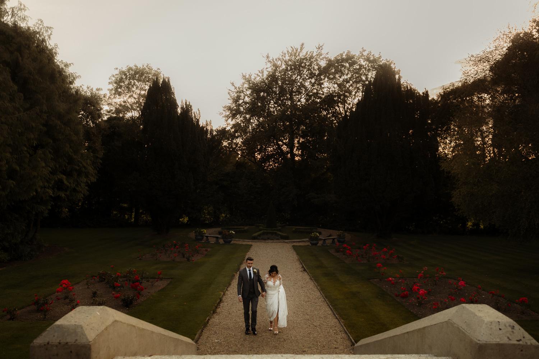 faithlegg house hotel wedding