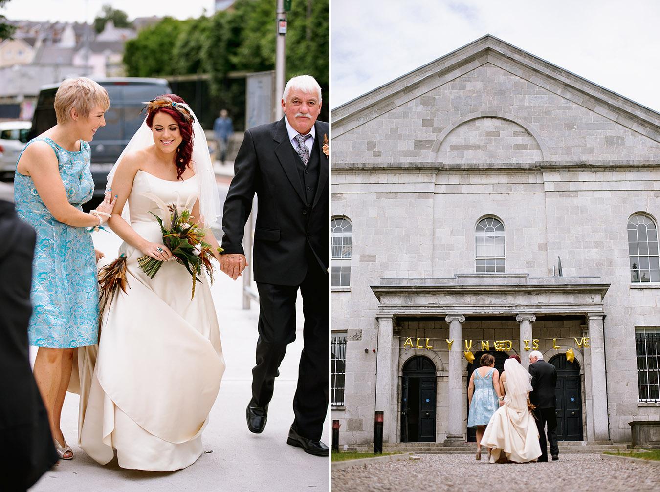 triskel cork wedding