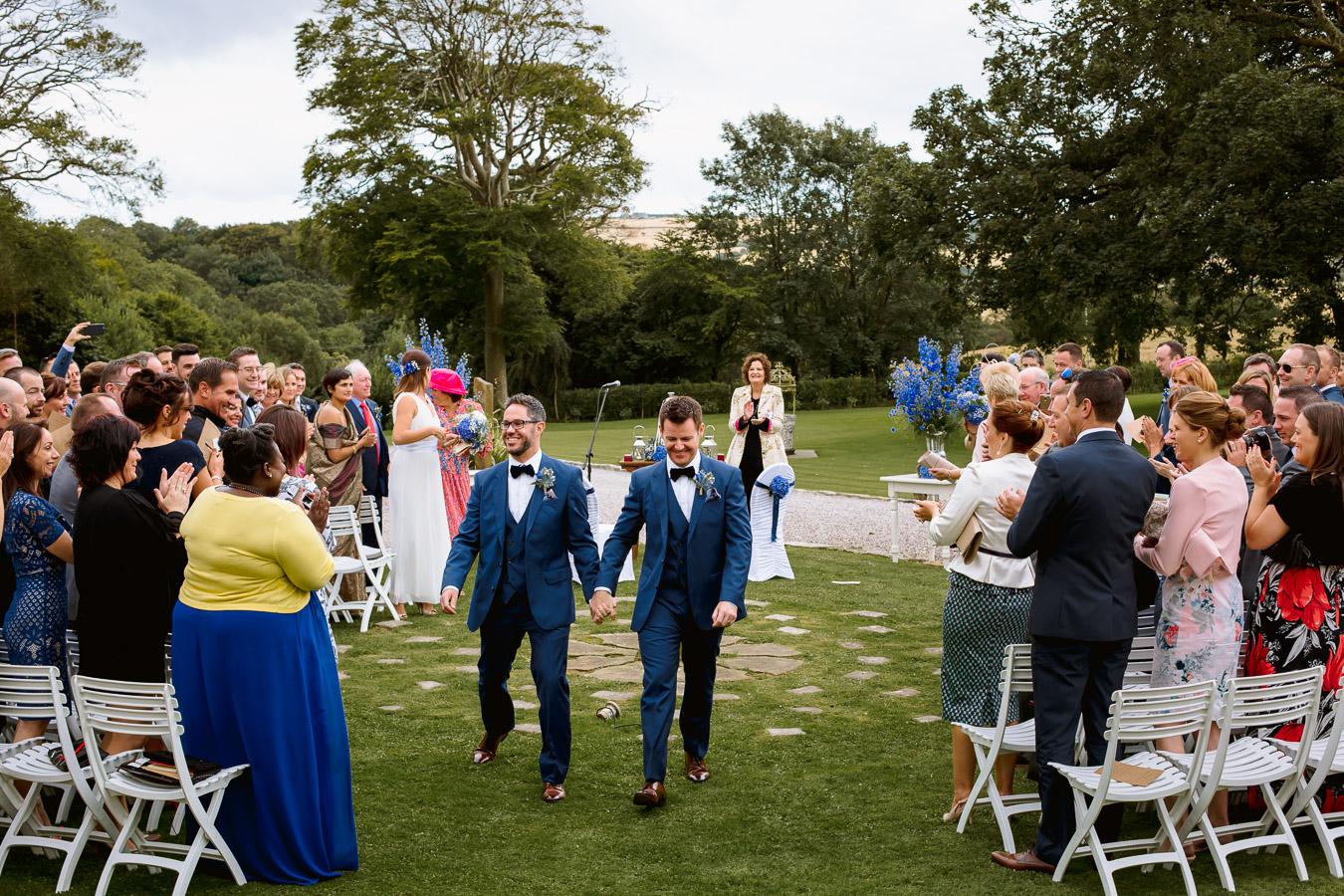 same sex wedding ireland